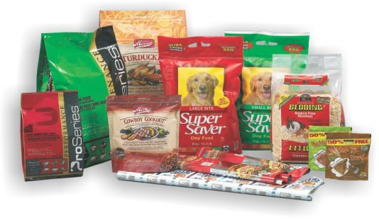 Pet Food & Treat Bags | Flexible Packaging