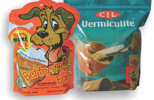 Flexible Packaging Standup Pouches
