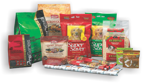 Pet Food and Treats Bags