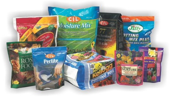 Horticultural Flexible Packaging