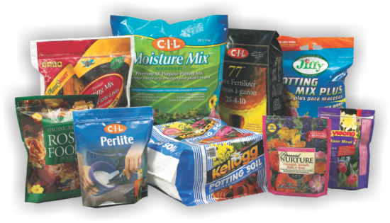 Horticultural Flexible Packaging